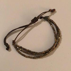 American Eagle adjustable bracelet